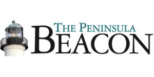The Peninsula Beacon Logo